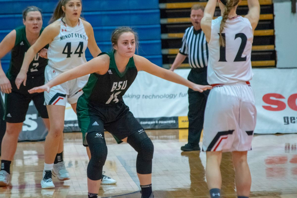 BSU winning streak snapped in double overtime loss to Minot State, 86-74