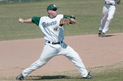 Baseball vs Augustana (April 14, 2012)