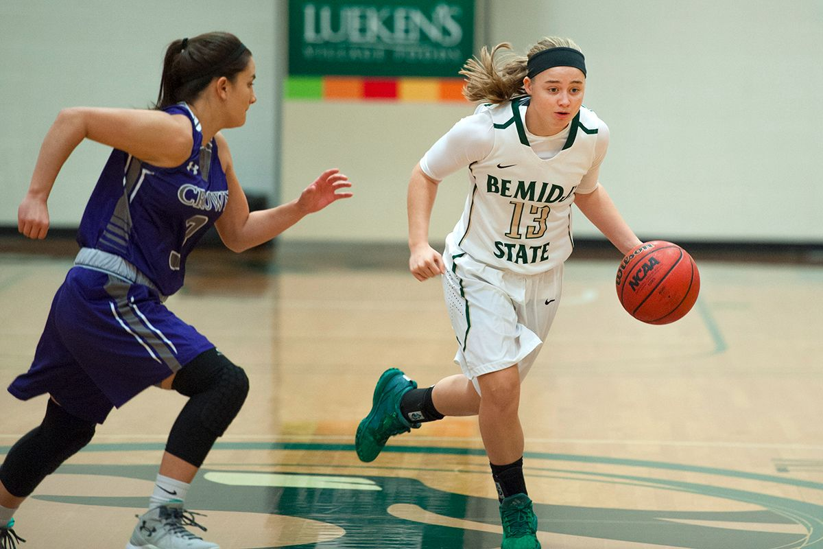 Women's Hoops travels to WSC to open NSIC/Sanford Health Tournament