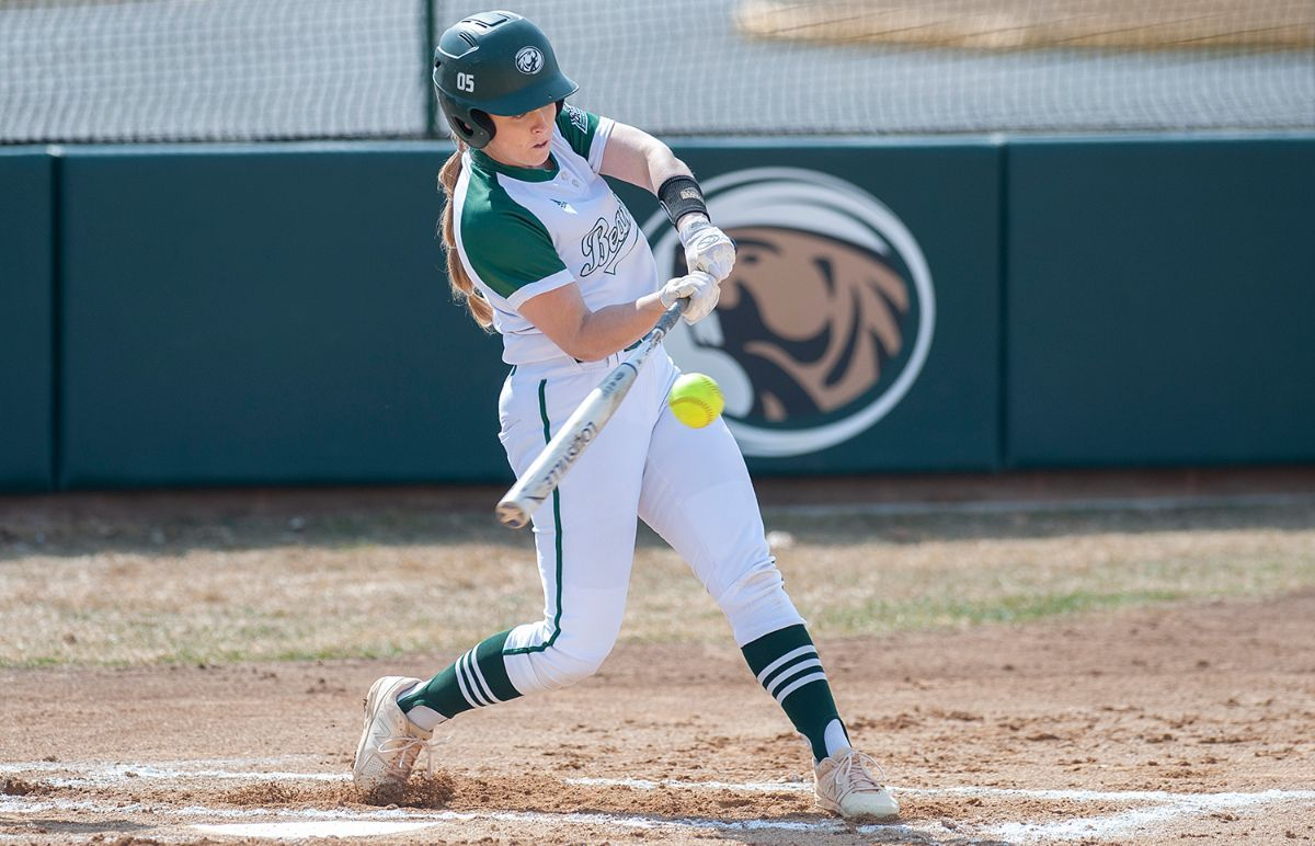 BSU Softball falls in doubleheader at No. 1 Augustana