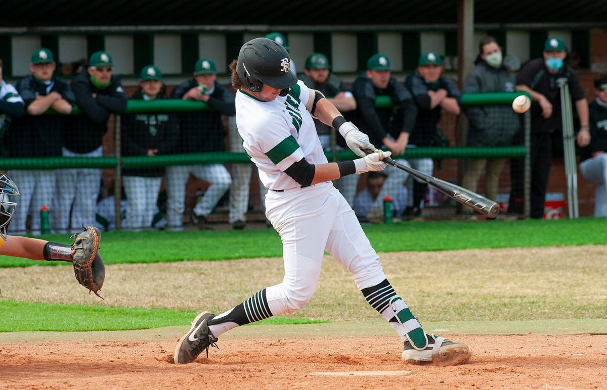 Borg has five-hit day as Beaver Baseball splits with Wildcats