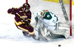 Jan. 22, 2021 vs. No. 6 Minnesota Duluth