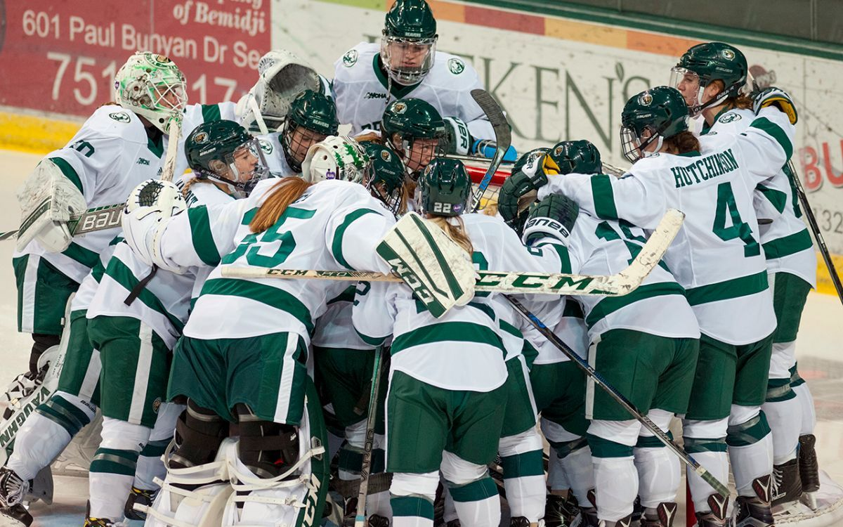 Bemidji State travels east for non-conference series at RIT