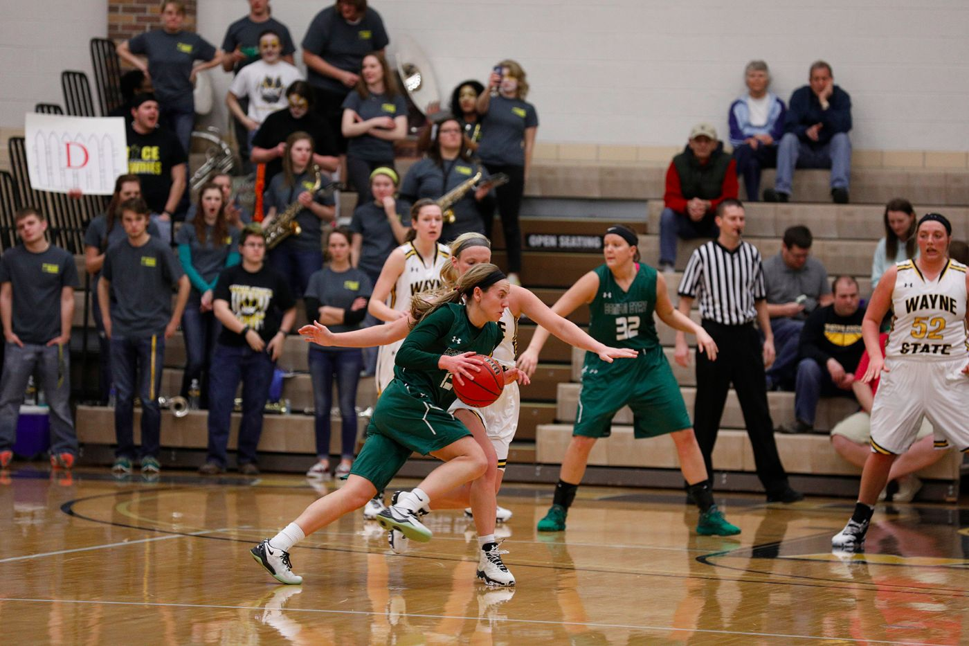 Beavers season ended after 85-61 loss to Wildcats in NSIC Tournament opener