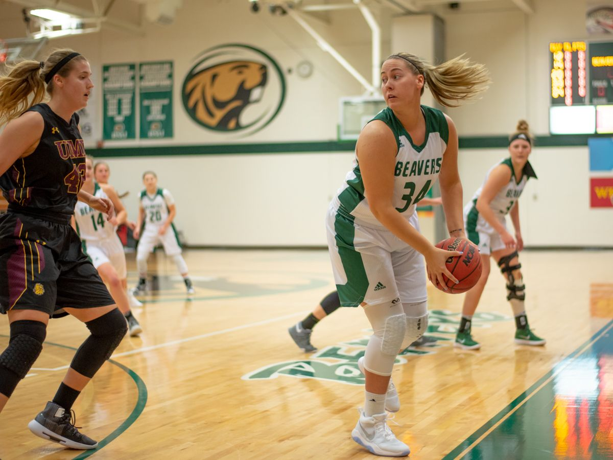 Minot State spoils senior day as Bemidji State falls in home finale