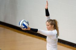 Volleyball vs. Minot State (11/14/15)