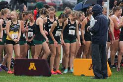 Cross Country at Roy Griak (9/24/21)