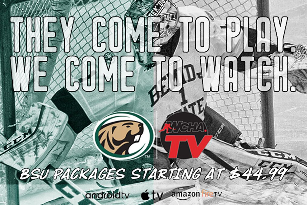 WCHA.tv single-game and season passes for 2017-18 on sale now