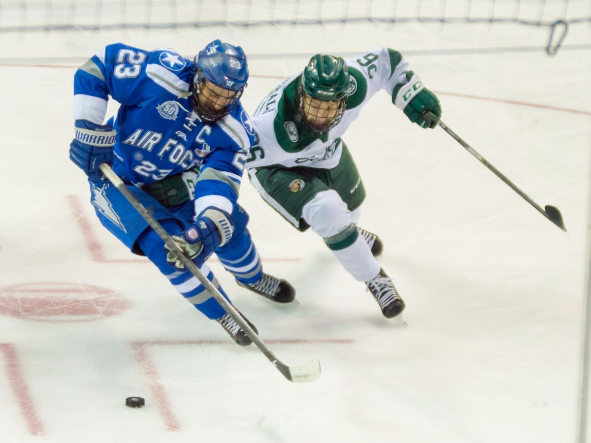 Air Force Salvages series split with 4-1 victory
