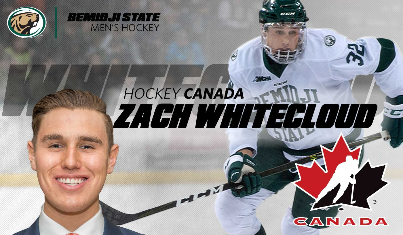 Whitecloud named to Hockey Canada's roster