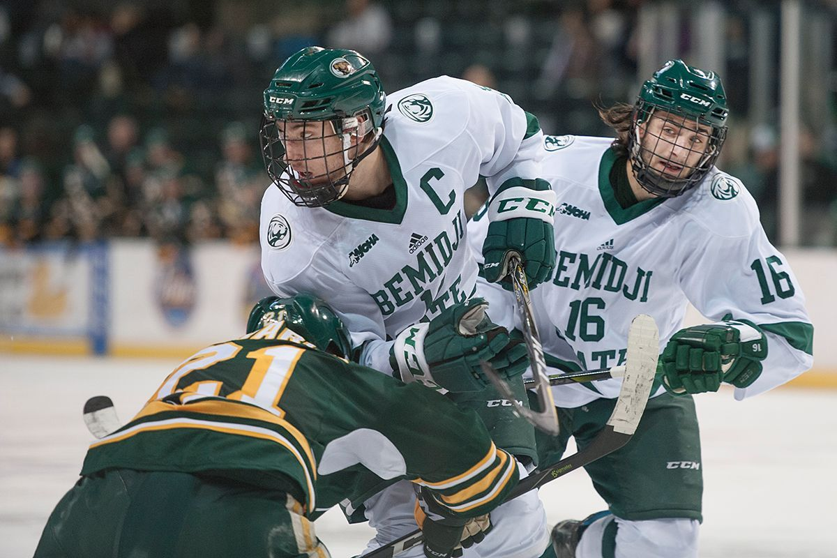 Beavers and Wildcats tie 4-4, NMU takes shootout