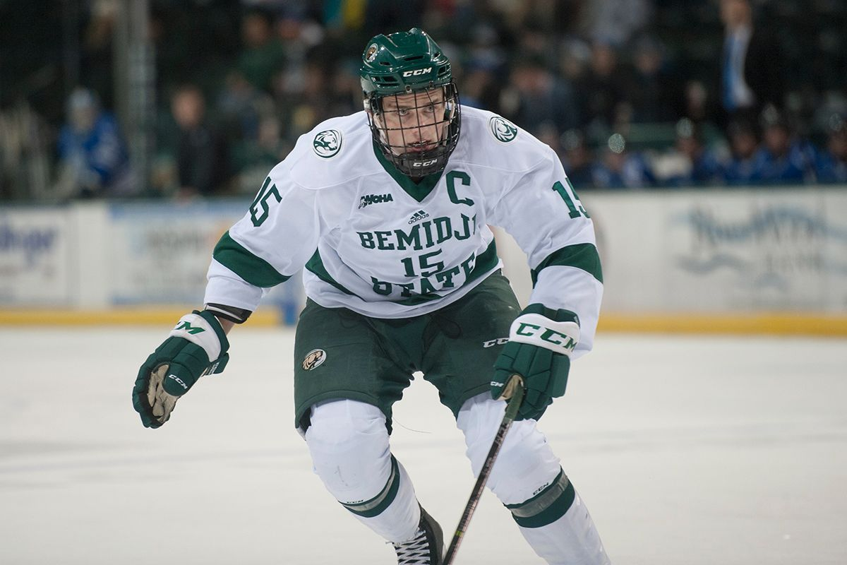Heller scores twice to lead Bemidji State to 4-2 win at Michigan Tech