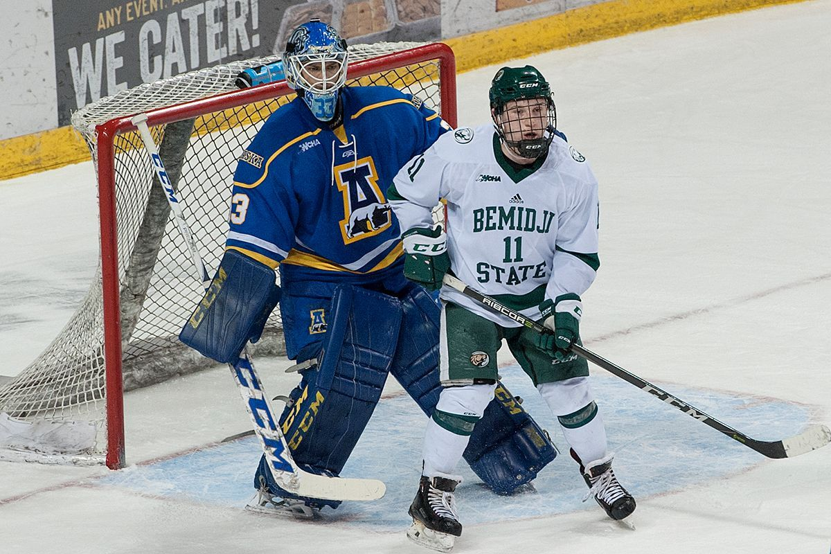 Combs scores twice, Myles Fitzgerald gets 3-on-3 point in overtime