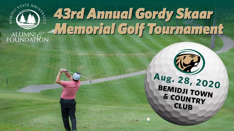 Bemidji State's annual Gordy Skaar Memorial golf event set for August 28