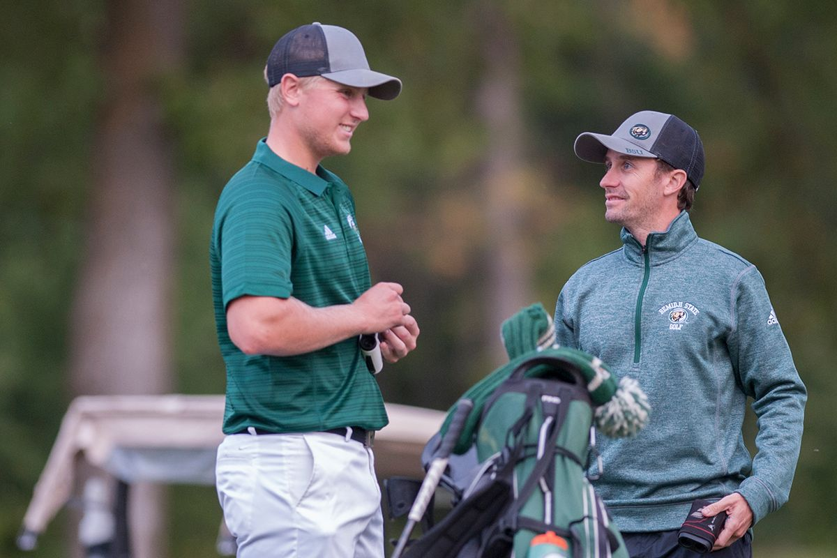 Leintz leads Beavers to second place in BSU Invitational