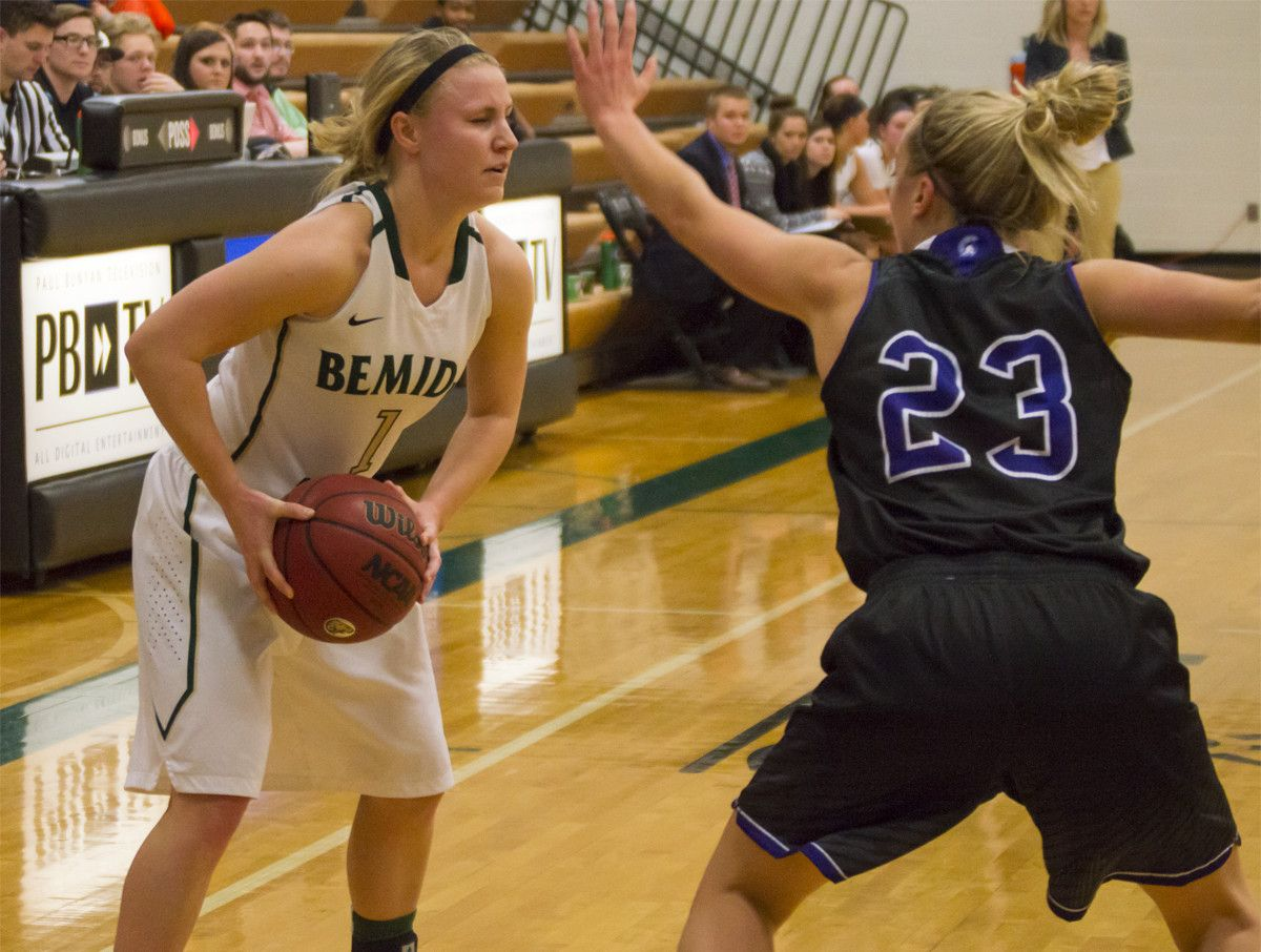 Beavers outscore No. 10 Warriors in three quarters of 65-56 loss