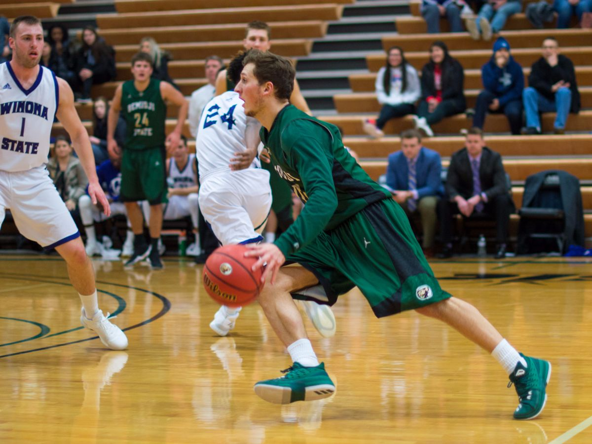 Beavers welcome in Minot State and U-Mary for lone January home games