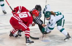 WHockey vs. No. 1 Wisconsin (Jan. 10, 2020)