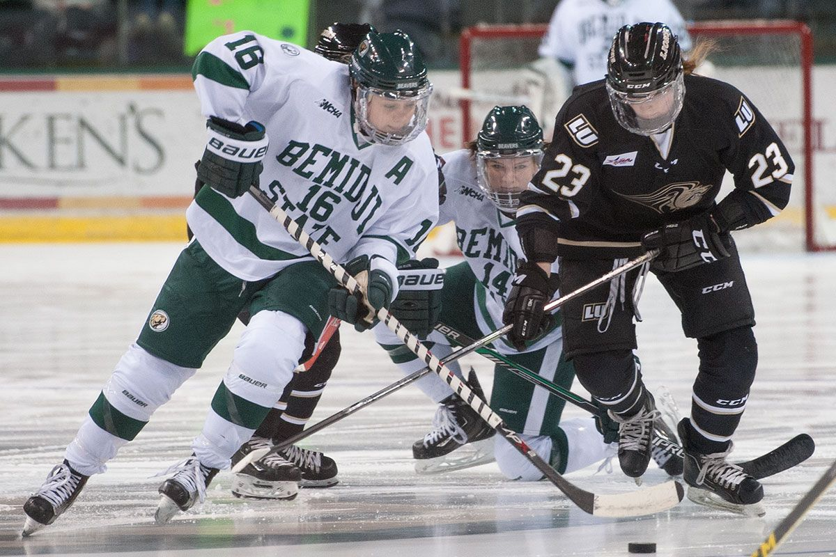 Anderson nets game-winning goal in 2-1 win against Lindenwood