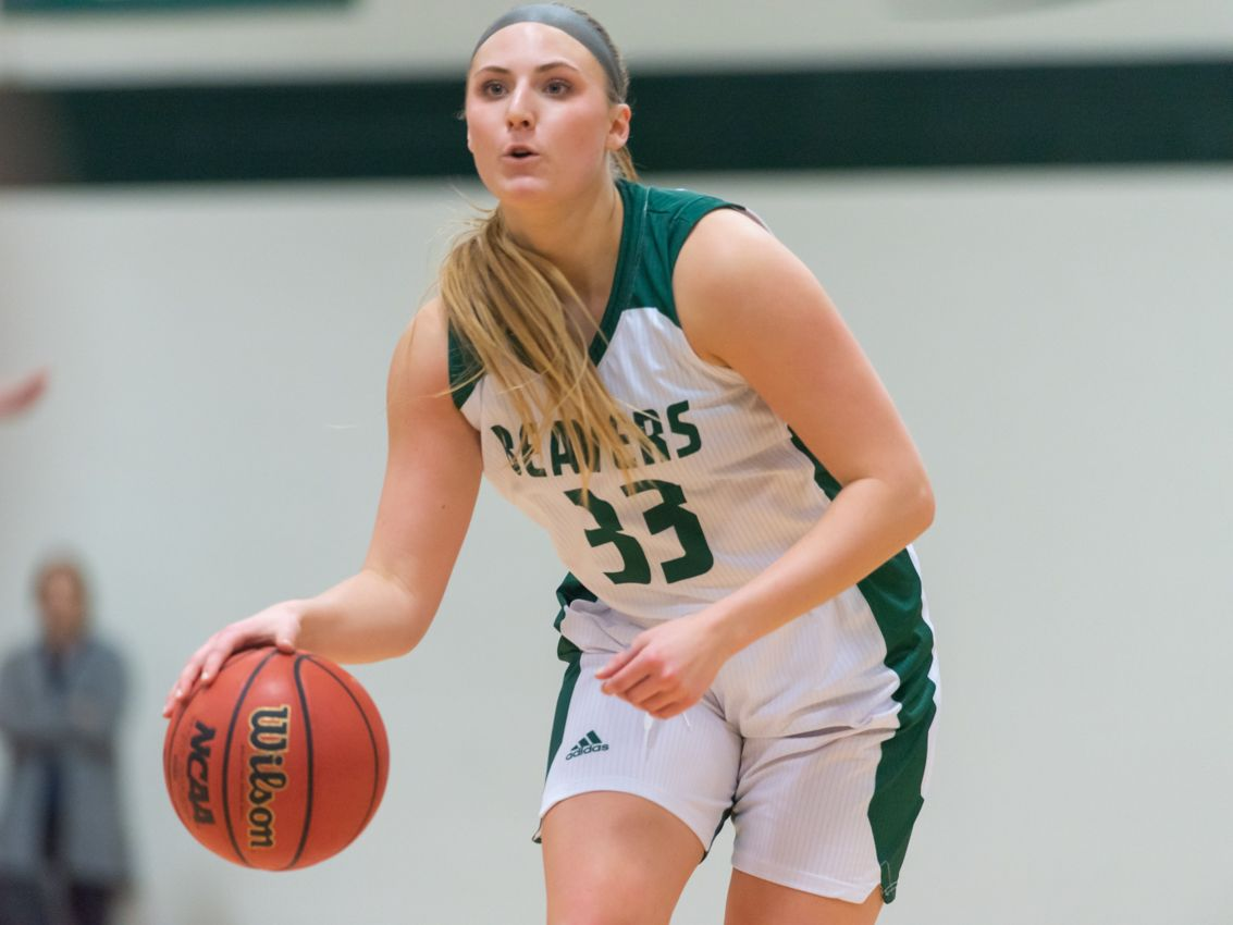 Beavers NSIC Tournament run ends with 85-57 loss to Huskies