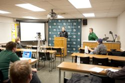 2012 Soccer Signing Day Press Conference (February 1, 2012)