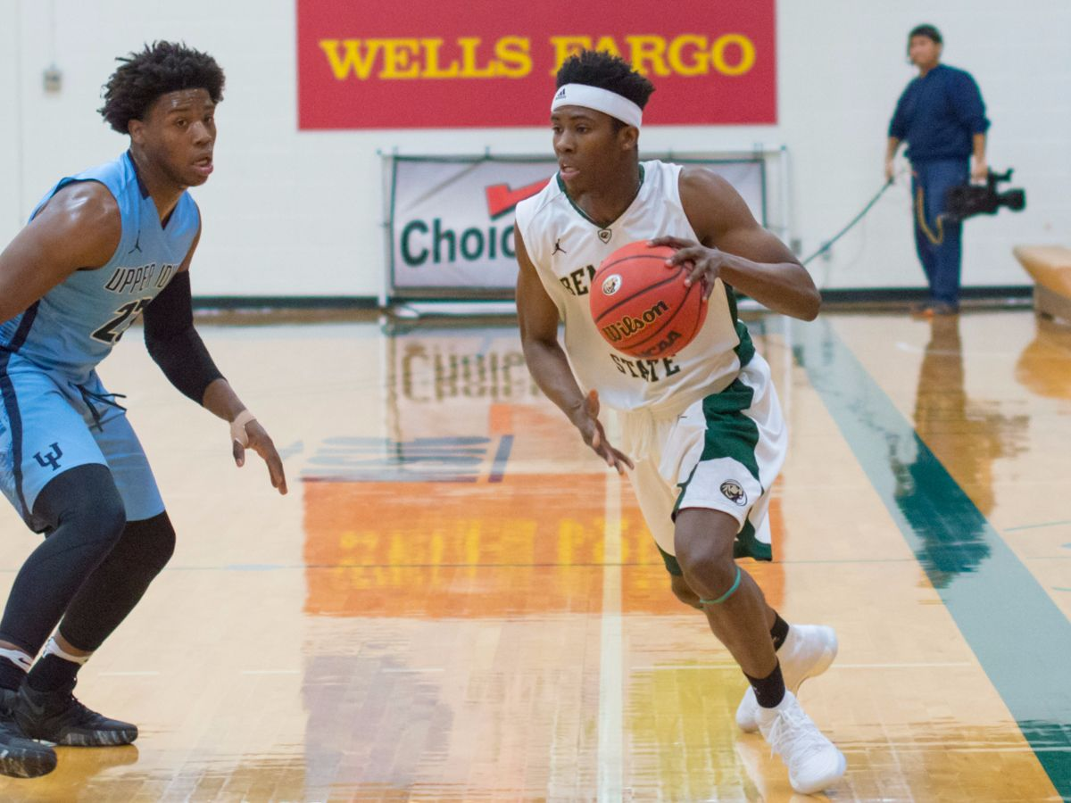 Beavers unable to tame Mustangs in 78-72 loss Saturday night