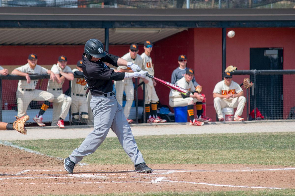 Three Kissack RBIs help draw split on opening day of 2019 season