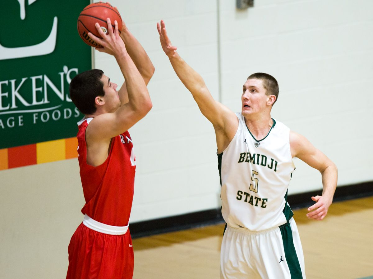 Bemidji State falters in exhibition at Valley City State, 86-83