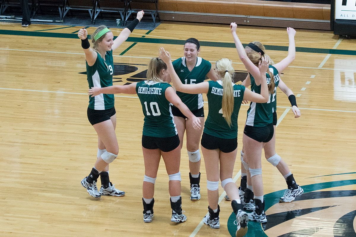 Bemidji State volleyball hosts St. Cloud State in home opener