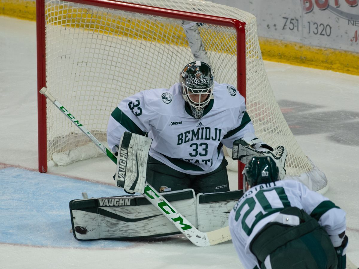 Beavers complete sweep at Alaska-Anchorage, 3-1