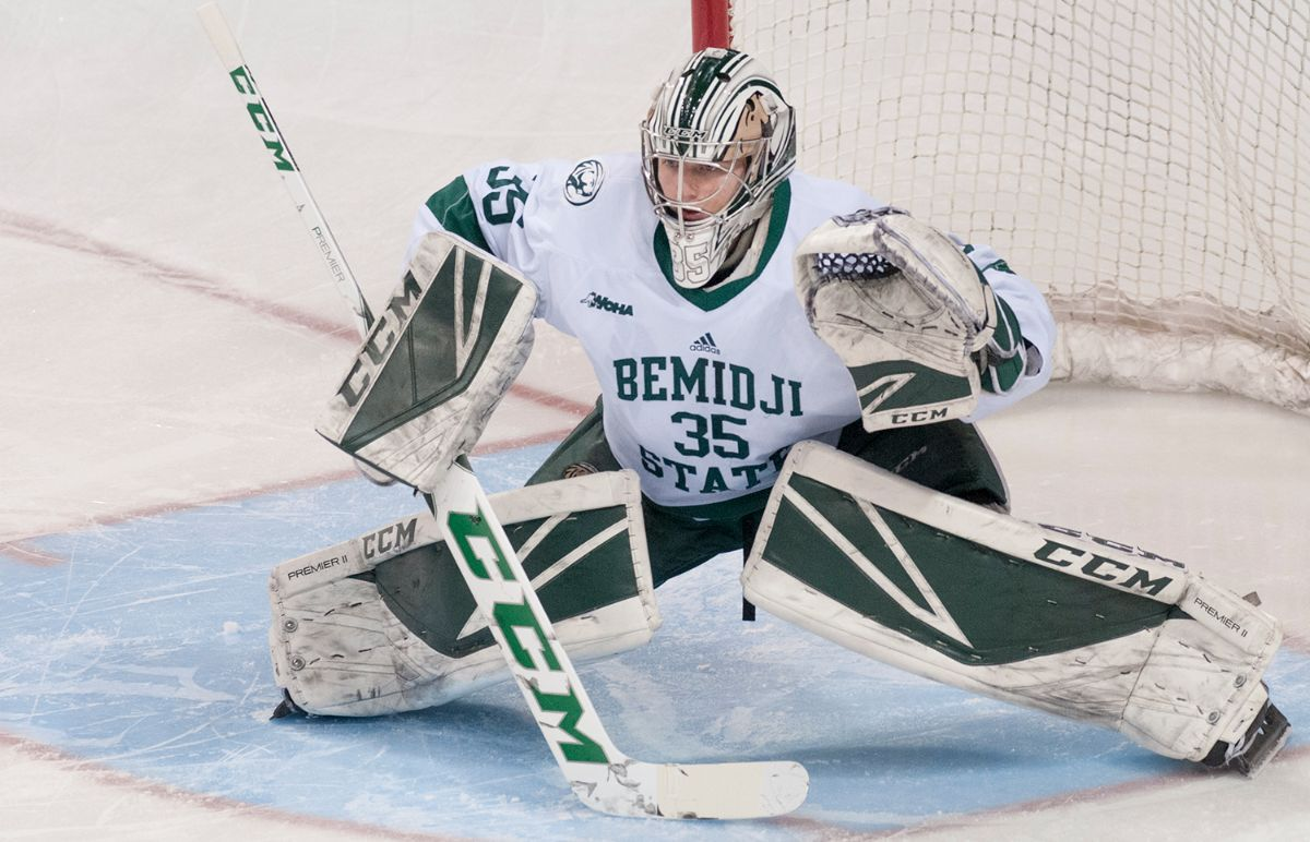 North Dakota hands Bemidji State 4-1 loss, sweeps series