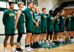 Men's Basketball Vs Northland College (11/09/19)