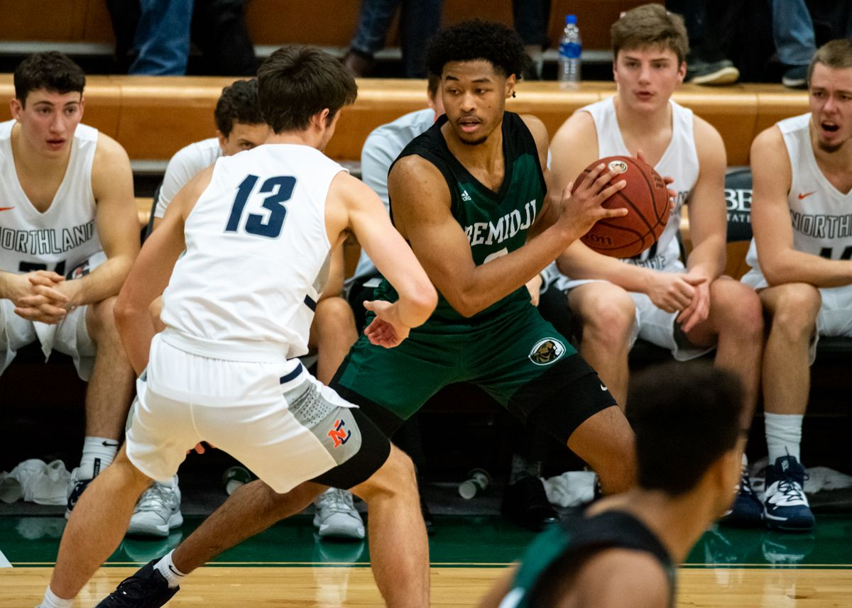 Bader double-double, Morgan 20-point game lifts Beavers over Tritons, 72-66