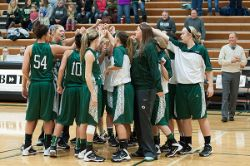 Women's Basketball vs Upper Iowa (1/4/14)