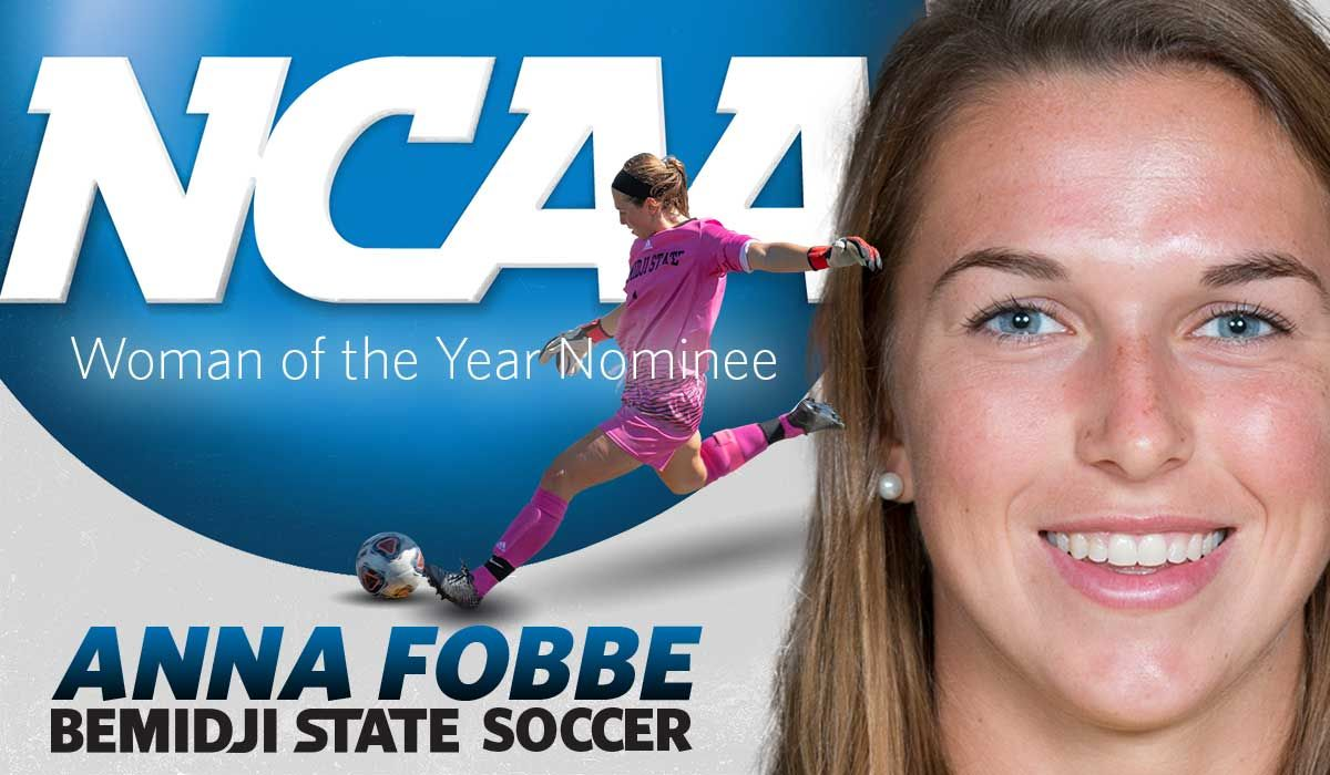 Bemidji State's Fobbe nominated for NCAA Woman of the Year