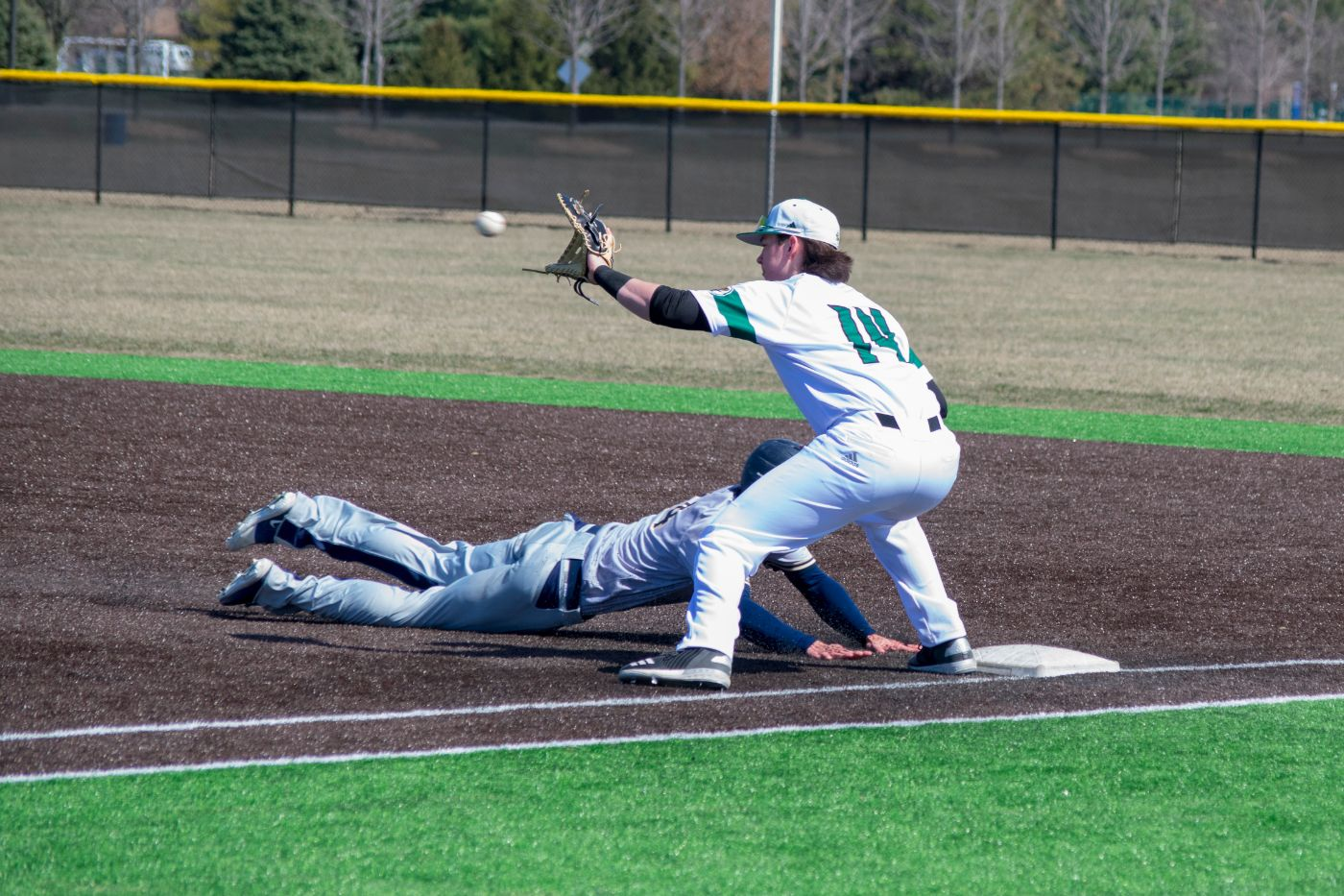 Bemidji State falls after early lead to Illinois-Springfield in series finale