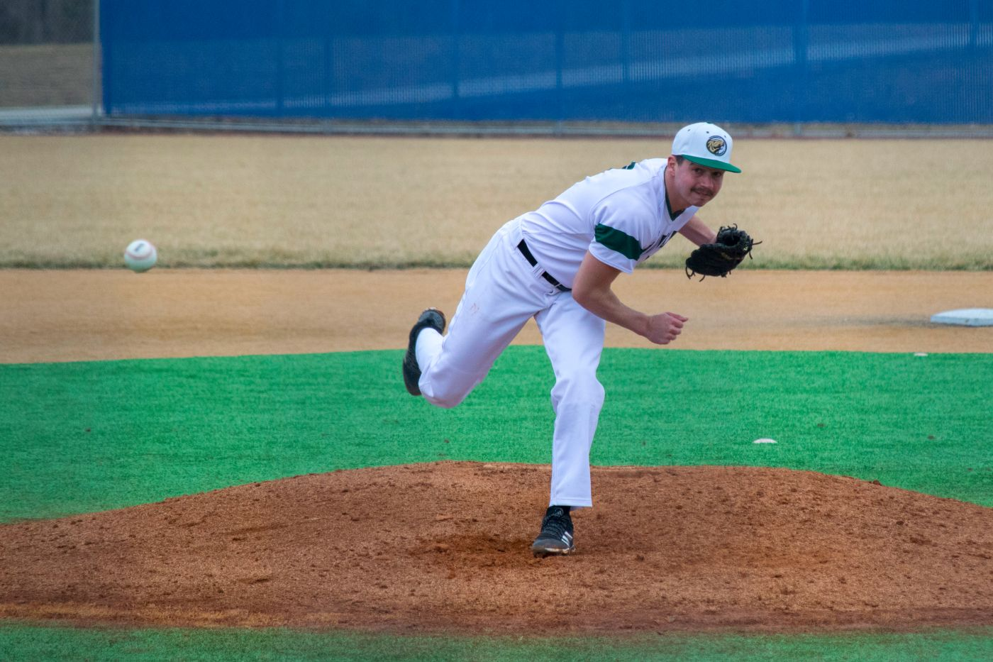 Beaver pitching excels to close out series split versus Cougars