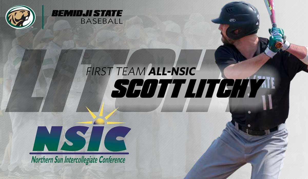 Litchy caps BSU career with selection to All-NSIC First Team