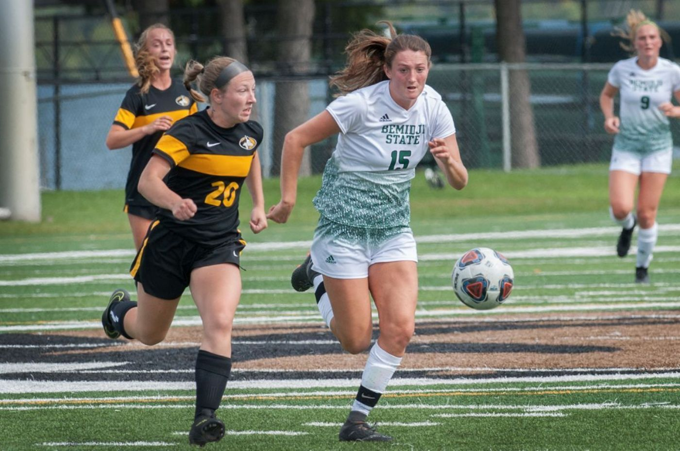 Soccer opens 2021 home slate with pair of non-conference battles