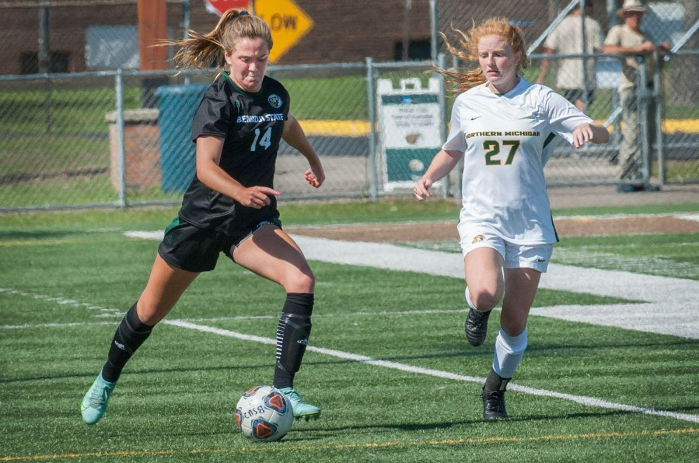 Final-moment heroics push Bemidji State past Northern State in NSIC opener