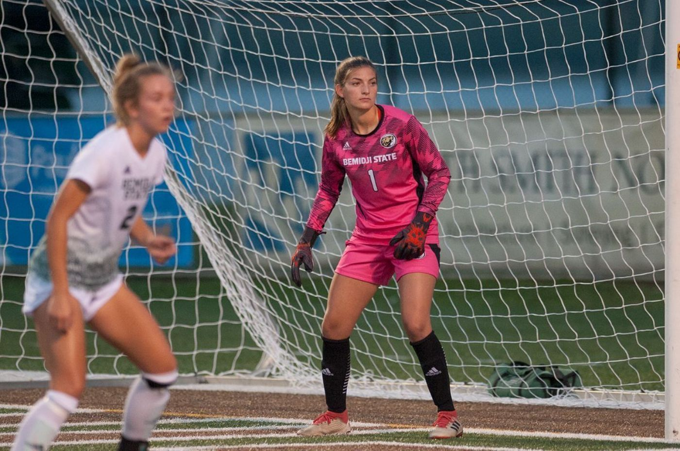 Stumbaugh leads No. 11 Beavers to 3-0 victory over St. Cloud State
