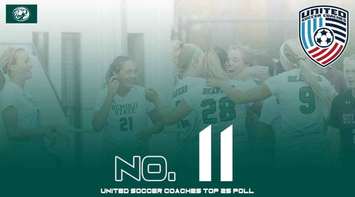 Bemidji State stays put at No. 11 in national poll