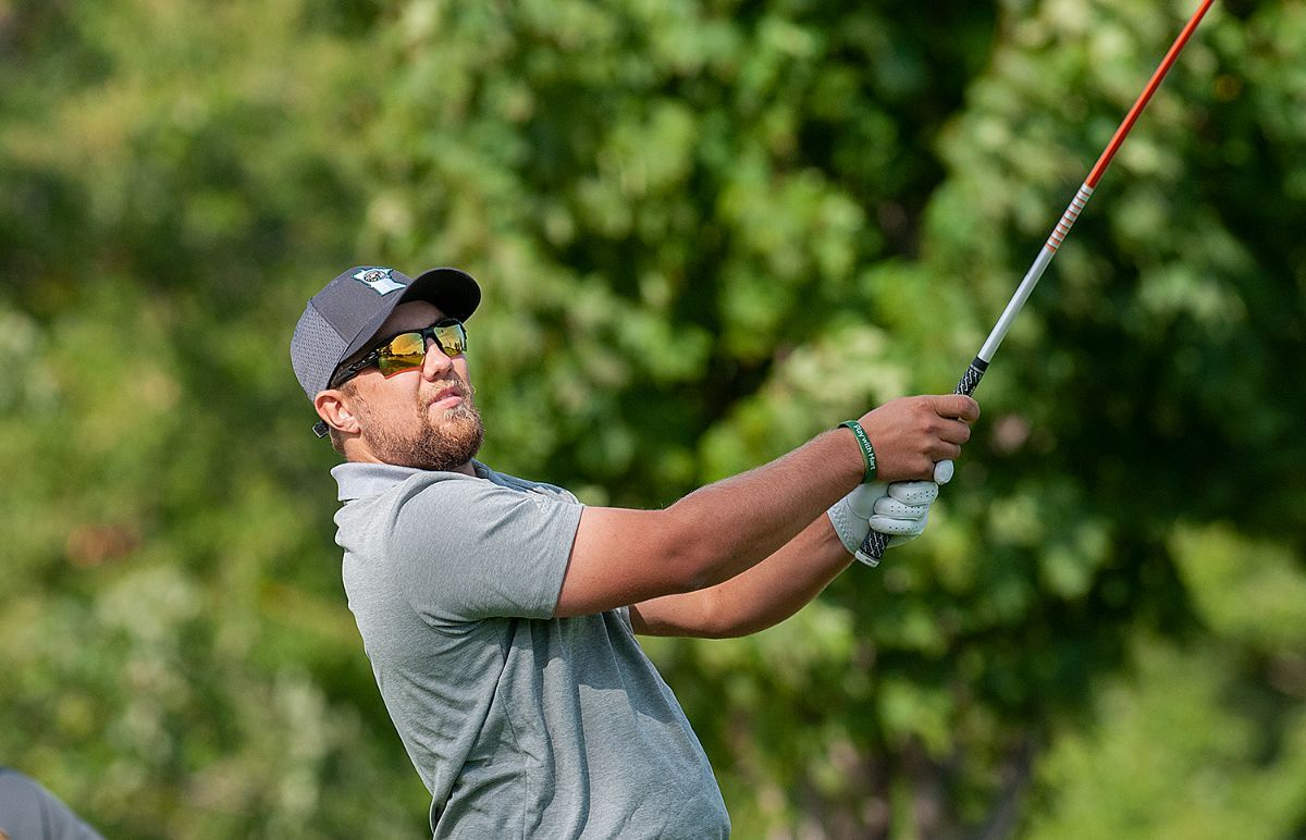 Nelson named NSIC Men's Golfer of the Week after career round