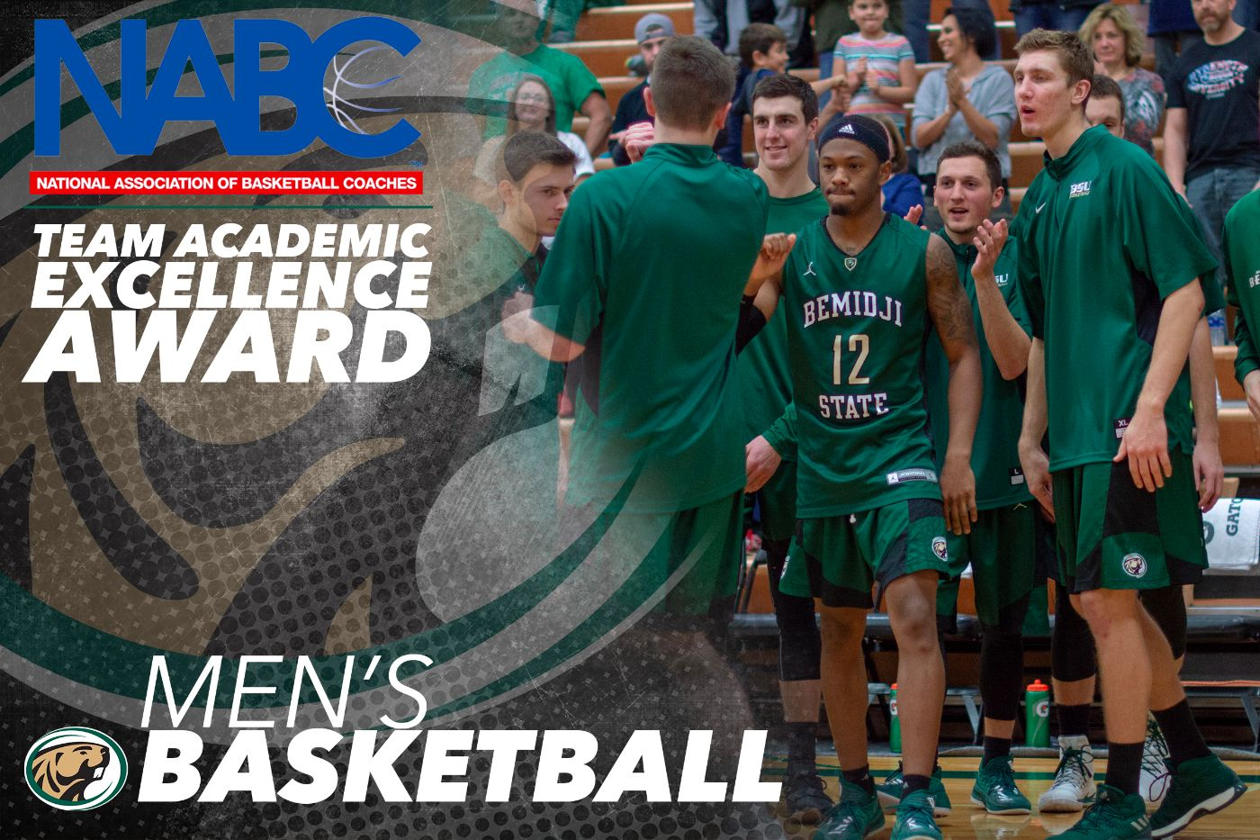 BSU earns first NABC Team Academic Excellence Award in program history