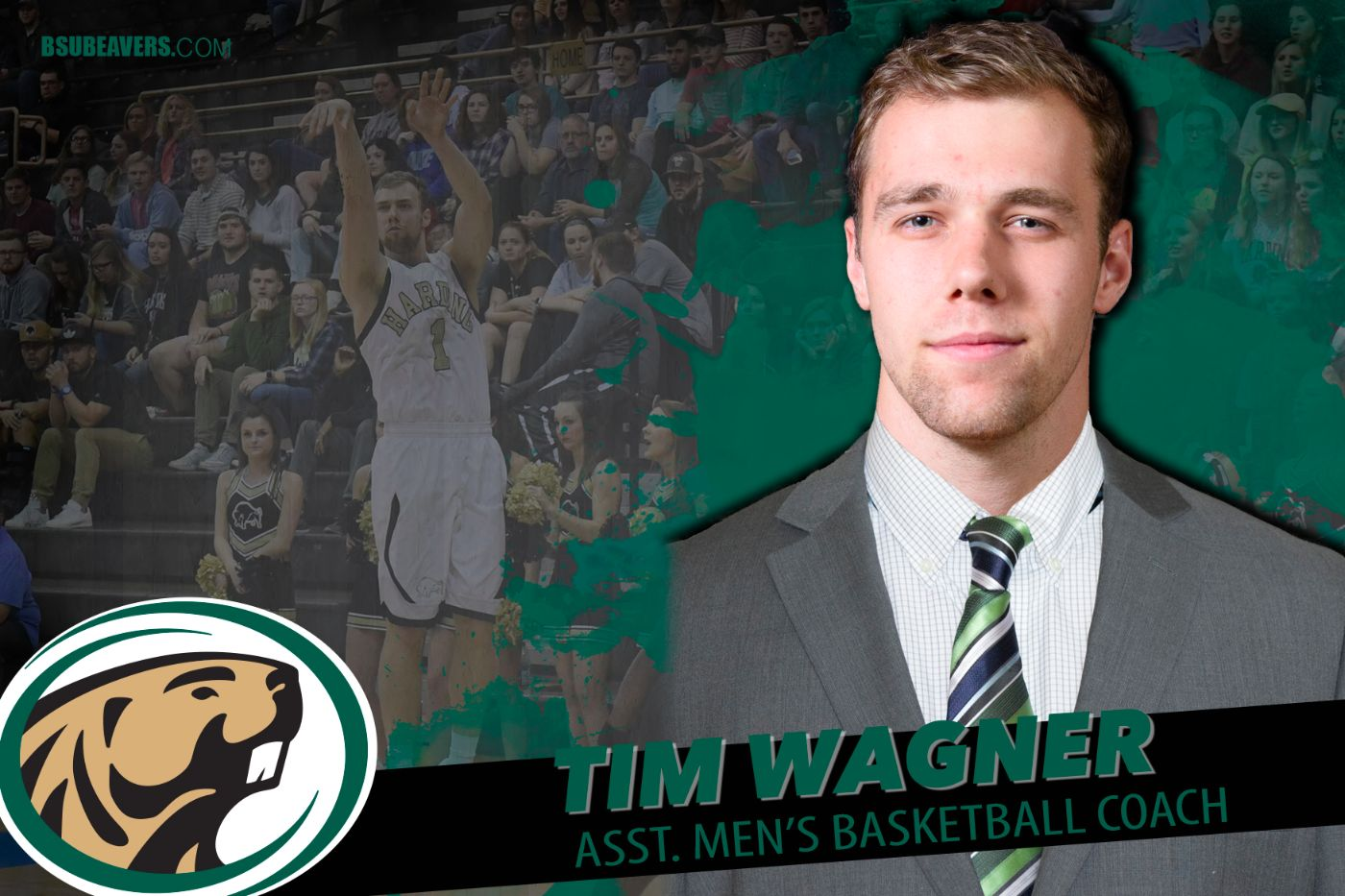 Boschee brings on Wagner as men's basketball second assistant