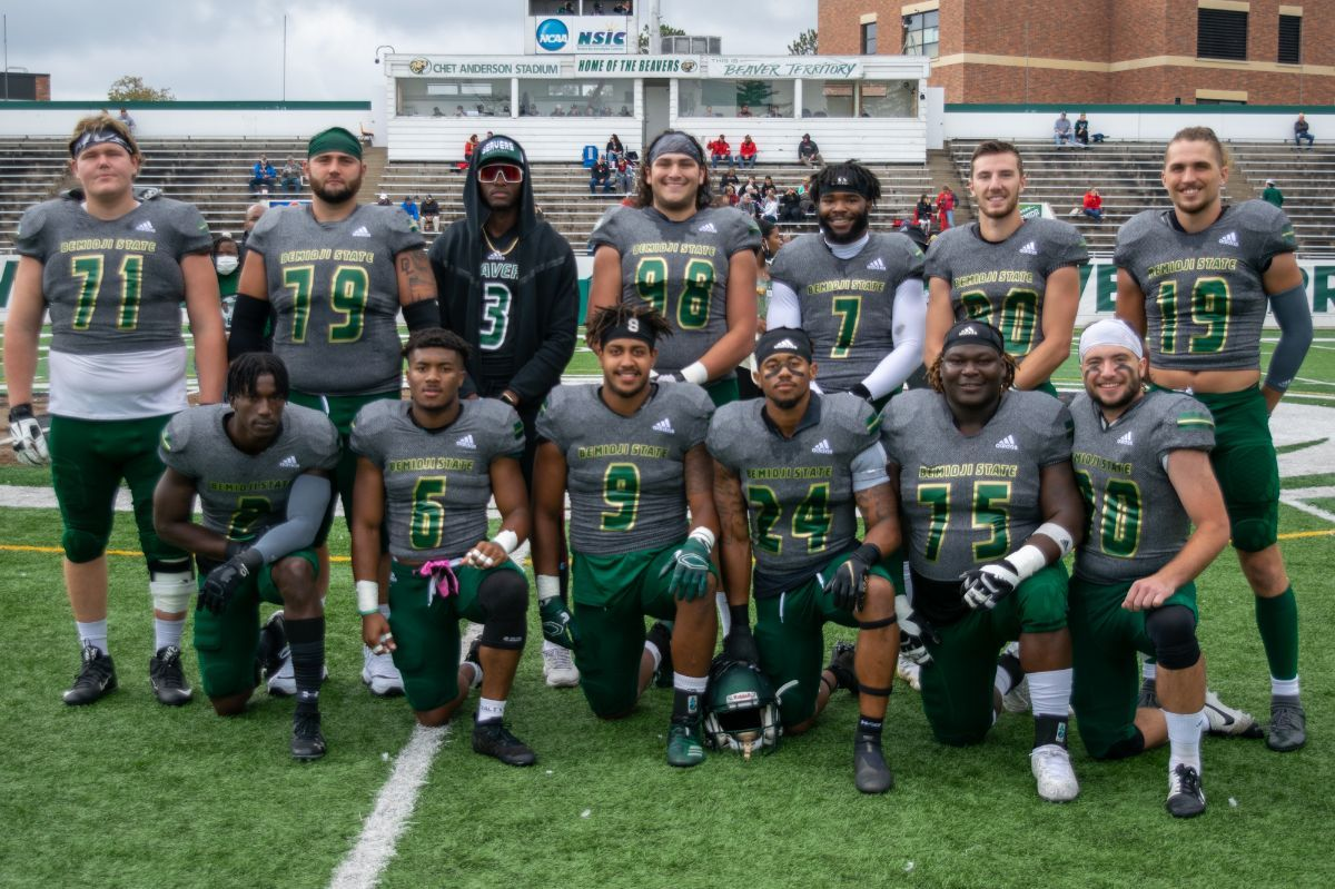 BSU pulls out 49-35 victory in Senior Day shootout against Minot State