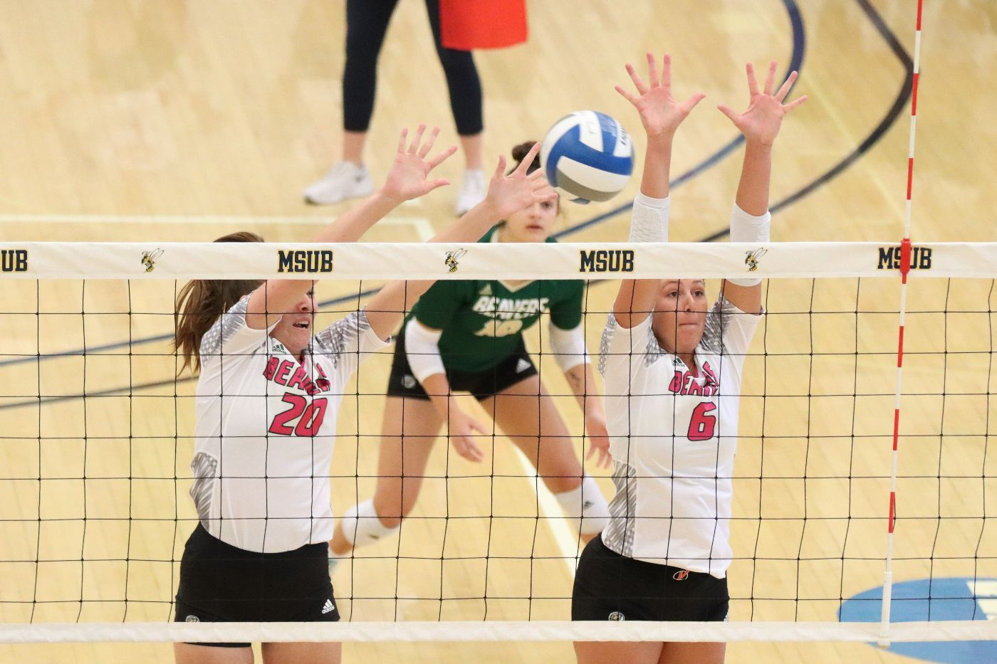 BSU Volleyball falls to Wheeling and Missouri S&T on first day of UIndy Invite