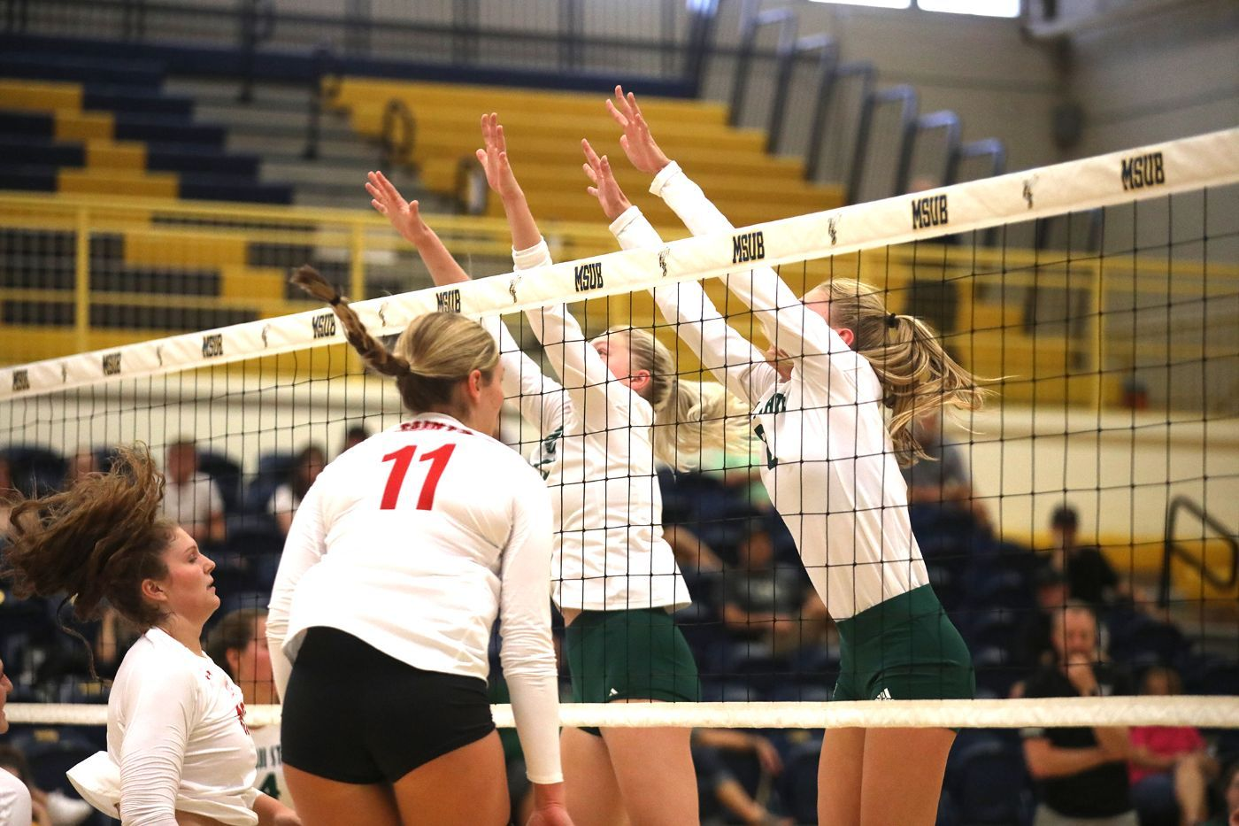 Beavers fall to Cedarville and Northern Michigan to conclude UIndy Invite