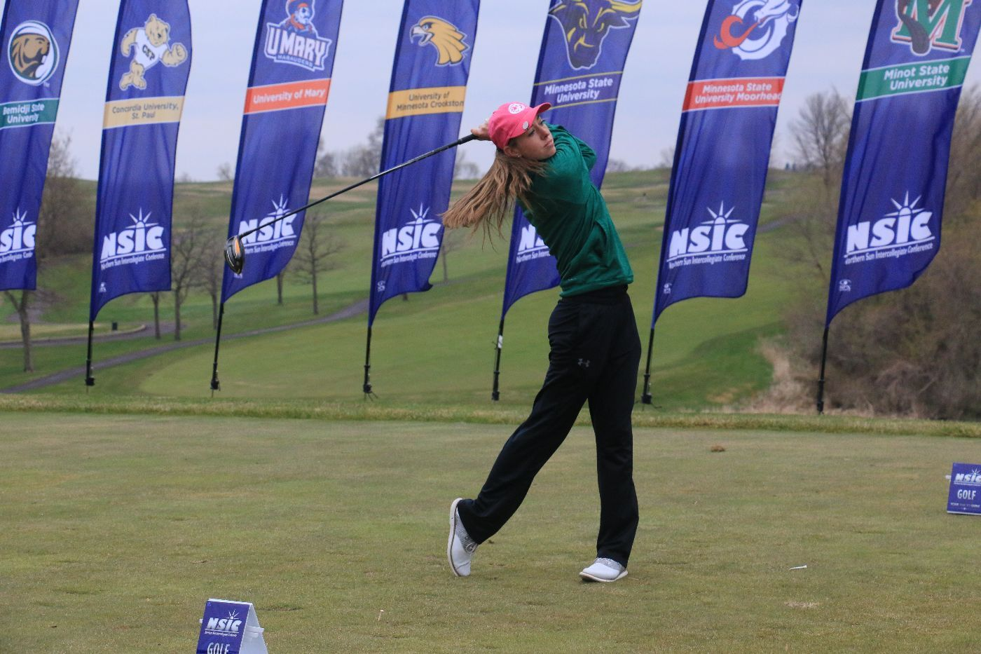 Bemidji State Women's Golf voted to finish 10th in NSIC Preseason Coaches' Poll