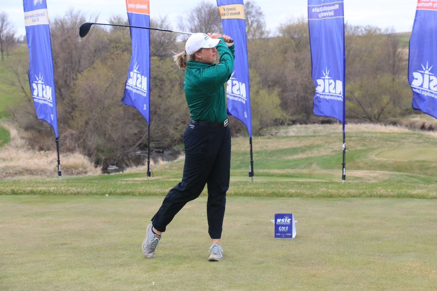 Women's Golf finishes eighth at NSIC Championship